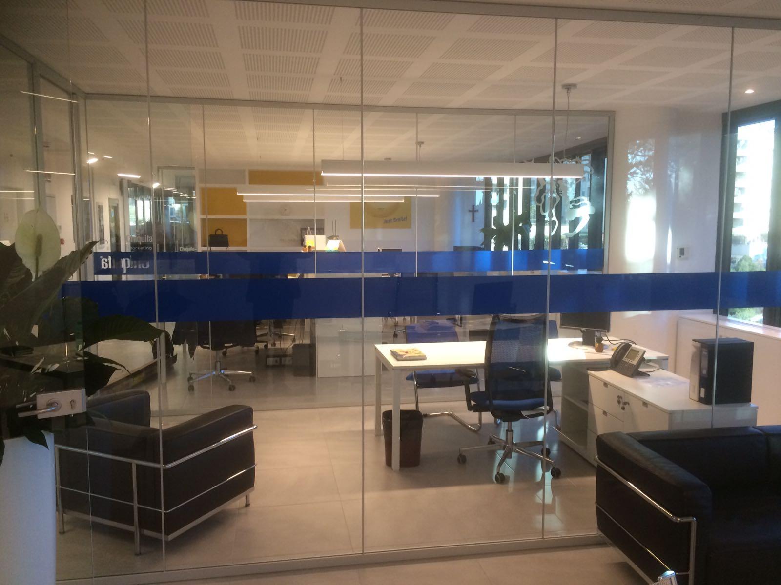 Progetto arredo open space Roma - Chiquita | Sistema Ufficio