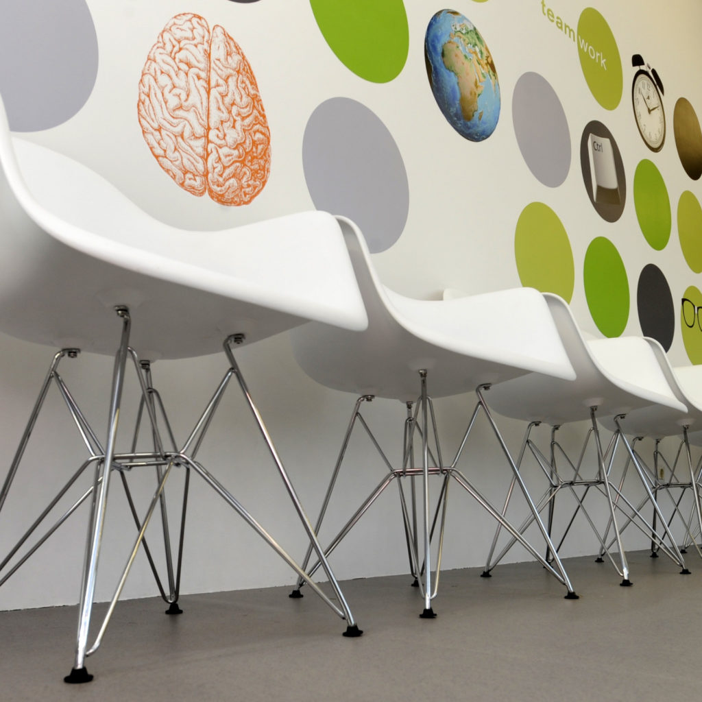 interior decoration stampa digitale