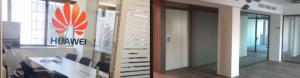 Huawei Roma e Takeda i nuovi progetti di Sistema Ufficio
