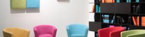 Scegliere i colori per l'arredamento dell'ufficio