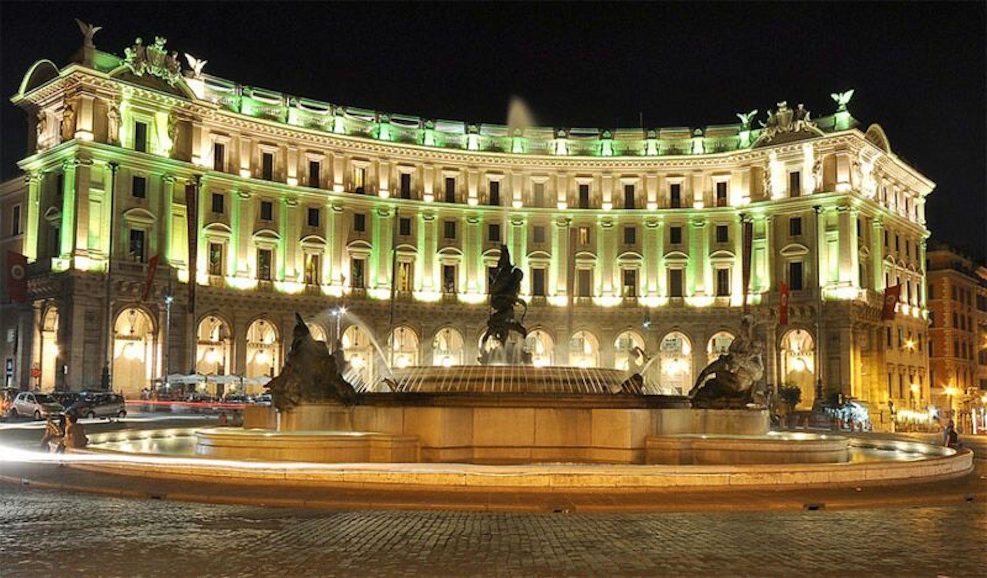 Nuova sede dell'Ispettorato del Lavoro di Roma