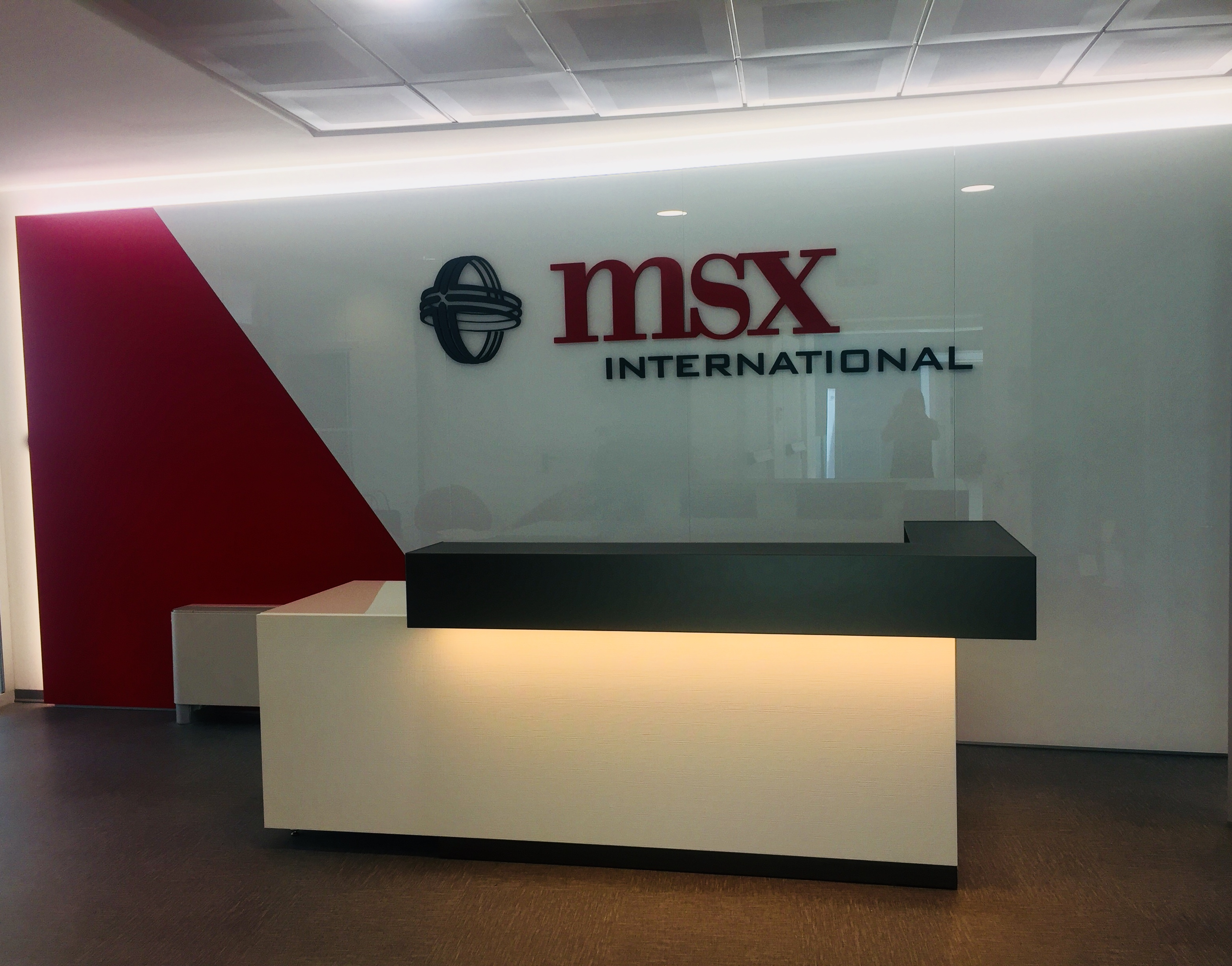 M.S.X. International Holdings Italia – Sede di Roma